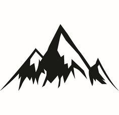 blue ridge mountain silhouette at getdrawings com free for rh getdrawings com free mountain clipart free mountain clipart