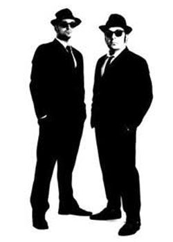 250x350 The Briefcase Blues Brothers As The Blues Brothers The Blues