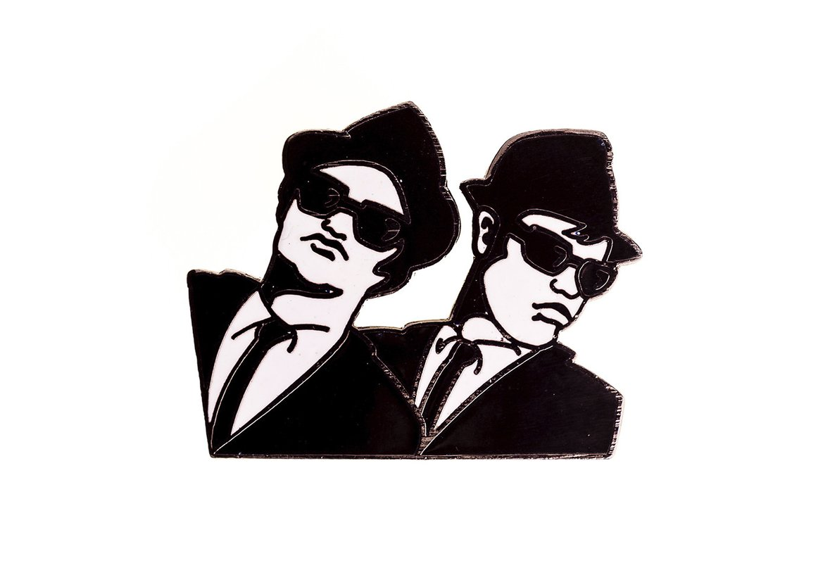 1179x800 Vintage Blues Brothers Pin Pintrill