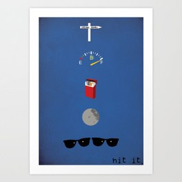 264x264 Blues Brothers Art Prints Society6