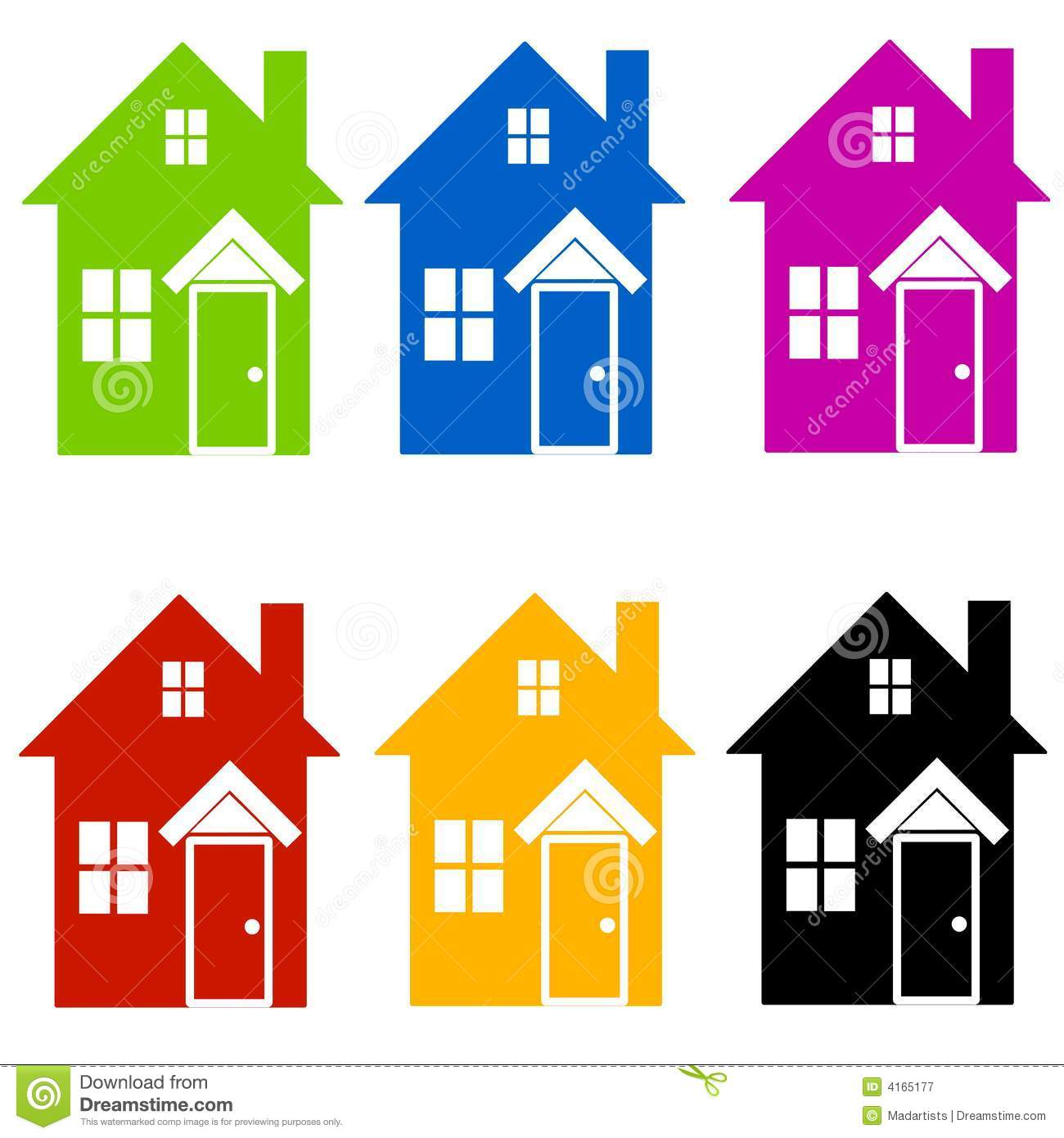 1300x1390 House Silhouette Clipart