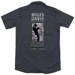 250x250 Jazz And Blues Dickies Work Shirt