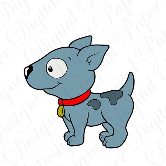 570x570 Blue Dog Svg And Studio 3 Cut File Cutouts Files Design Logo