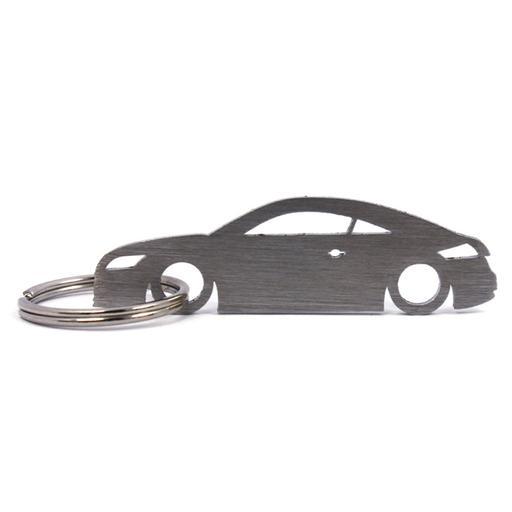512x512 Car Silhouette Keychains Car Throttle Shop