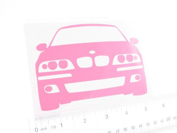 600x450 Bmw E39 M5 5 Series Lowered Stance Decals Bmw E39