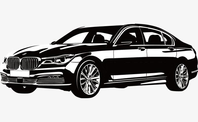 650x400 Black White Bmw, Bmw, Black White, Sports Car Png