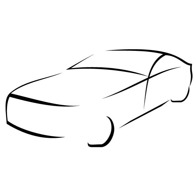660x660 Car Sketch