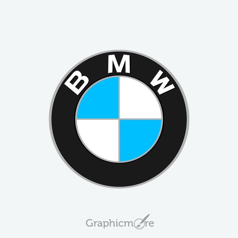800x800 Bmw Vector Logo Design