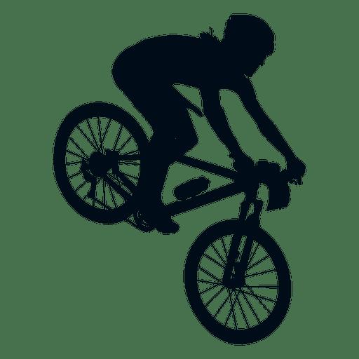 512x512 Bmx Bicycle Sport Silhouette