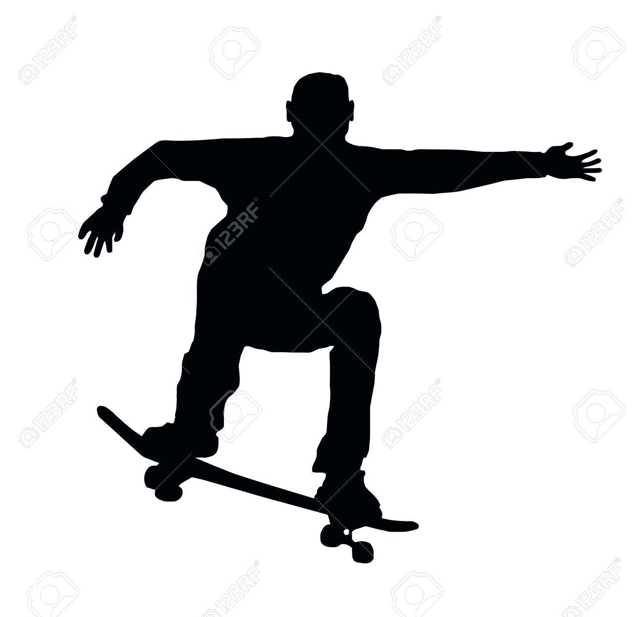 Board Silhouette