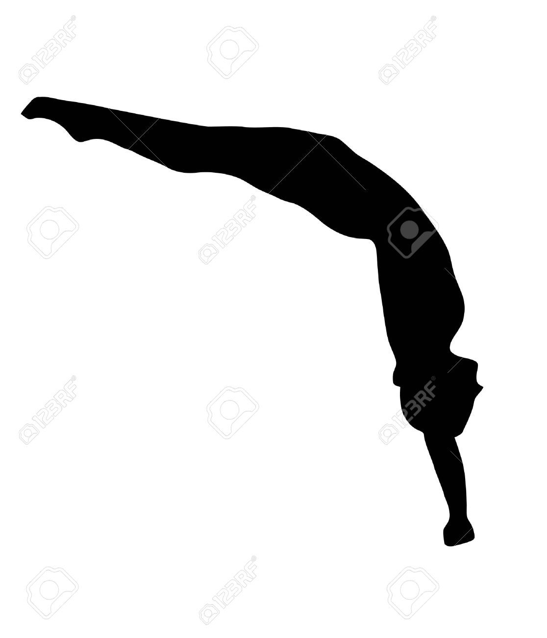 1116x1300 Gymnastics Silhouette Flip Multiwebdirectory Girls Room