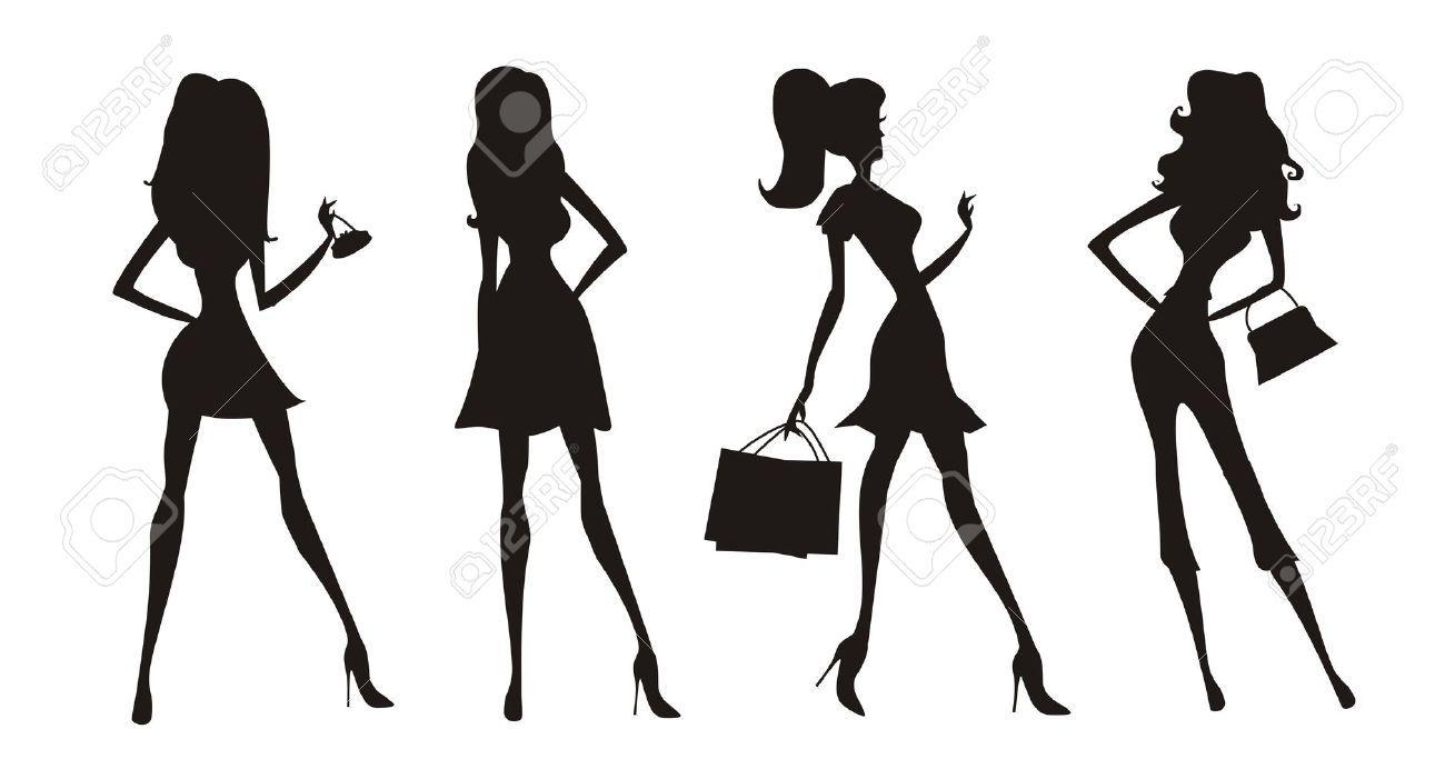 1300x692 Fashion Silhouette Woman