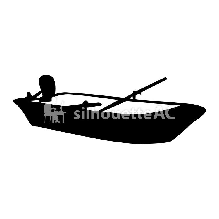 749x750 Free Silhouettes Toy, Silhouette, Boat