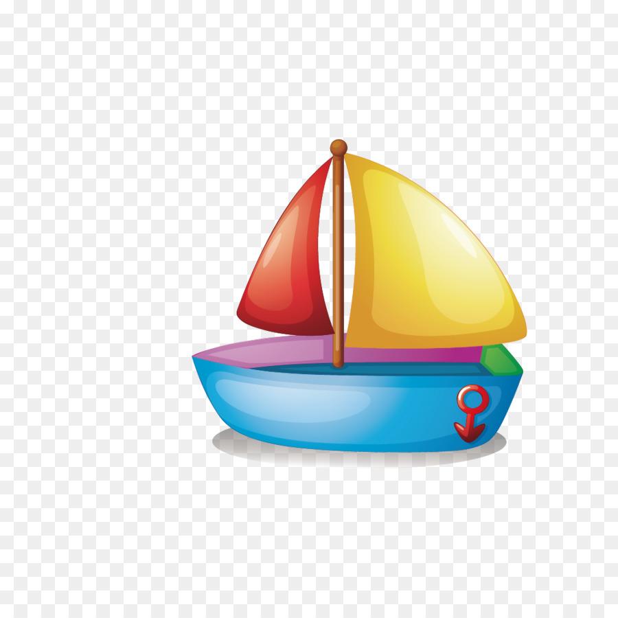 900x900 Boat Cartoon Illustration