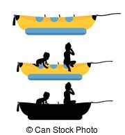 180x195 Boat Silhouette Illustration. Abstract Cute Boat Toy Clipart