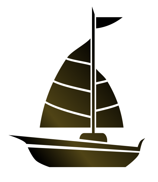 522x600 Sailboat Sailing Boat Silhouette Clipart Free Stock Photo Public