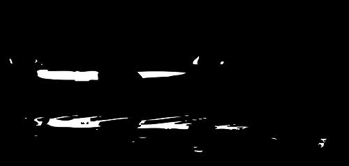 500x238 Canoe Silhouette Clip Art Public Domain Vectors