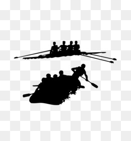 260x280 Free Download Rafting Silhouette Kayak Clip Art
