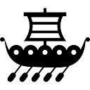 128x128 Viking Boat Vectors, Photos And Psd Files Free Download