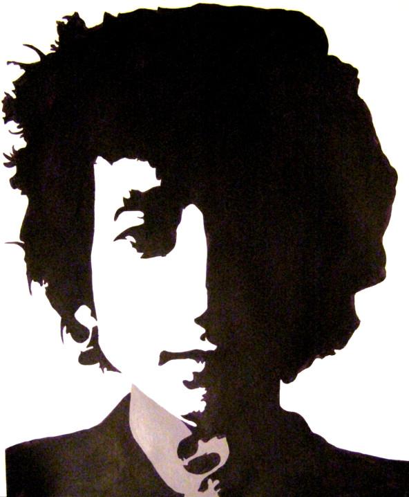 592x718 Bob Dylan By Iheartmanga