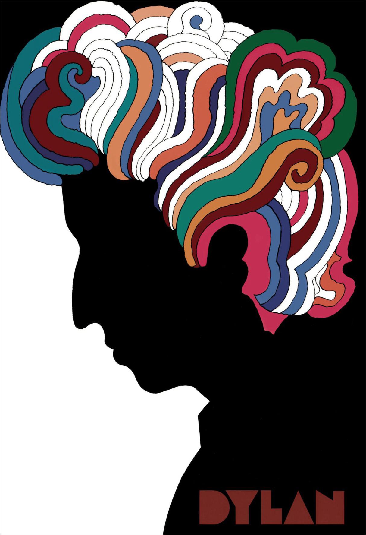 1215x1774 Milton Glaser Designing Dylan Right Ear Left Blog