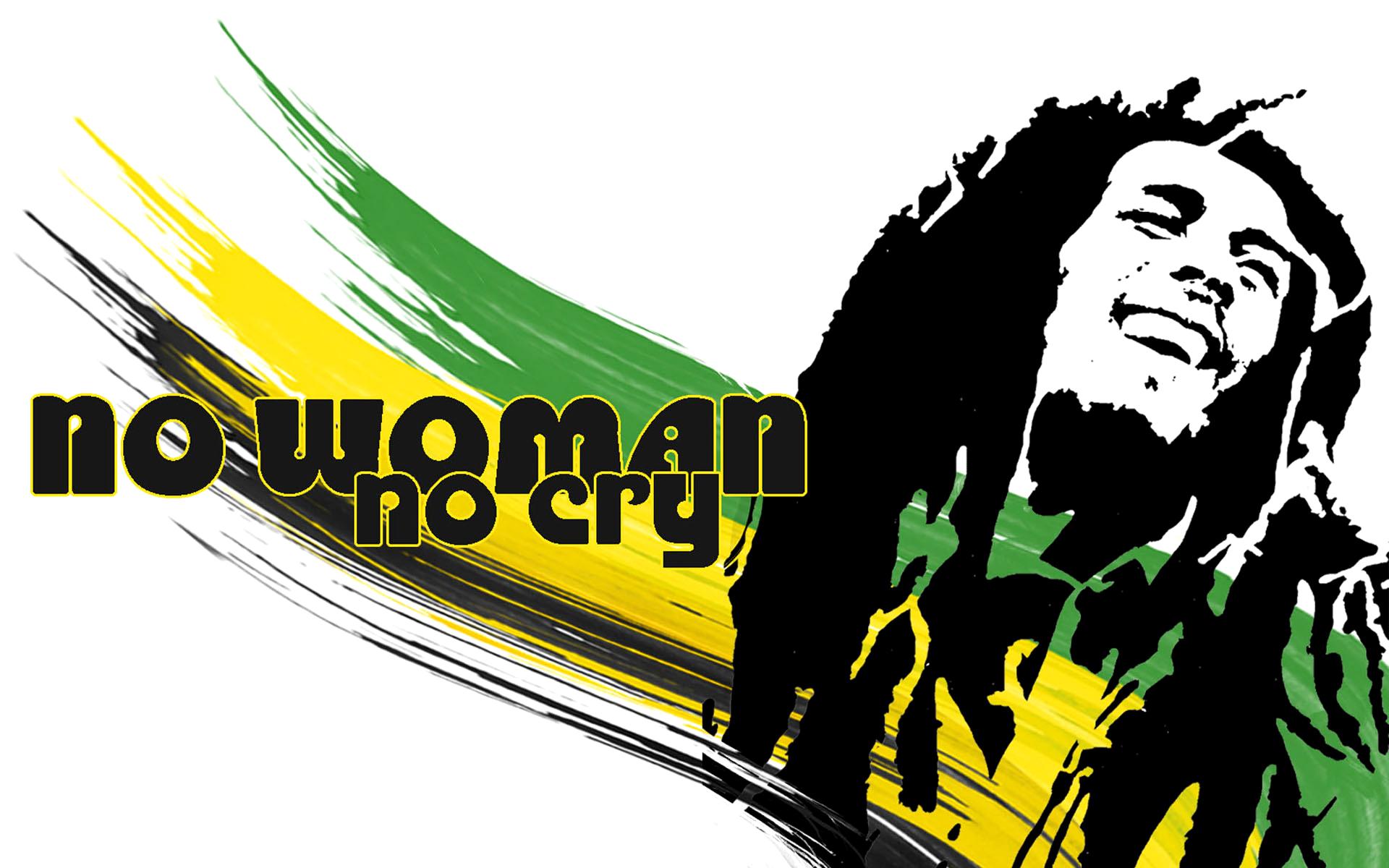 Bob Marley Silhouette
