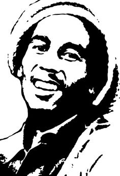 bob marley silhouette at getdrawings com free for personal use bob rh getdrawings com bob marley silhouette clip art