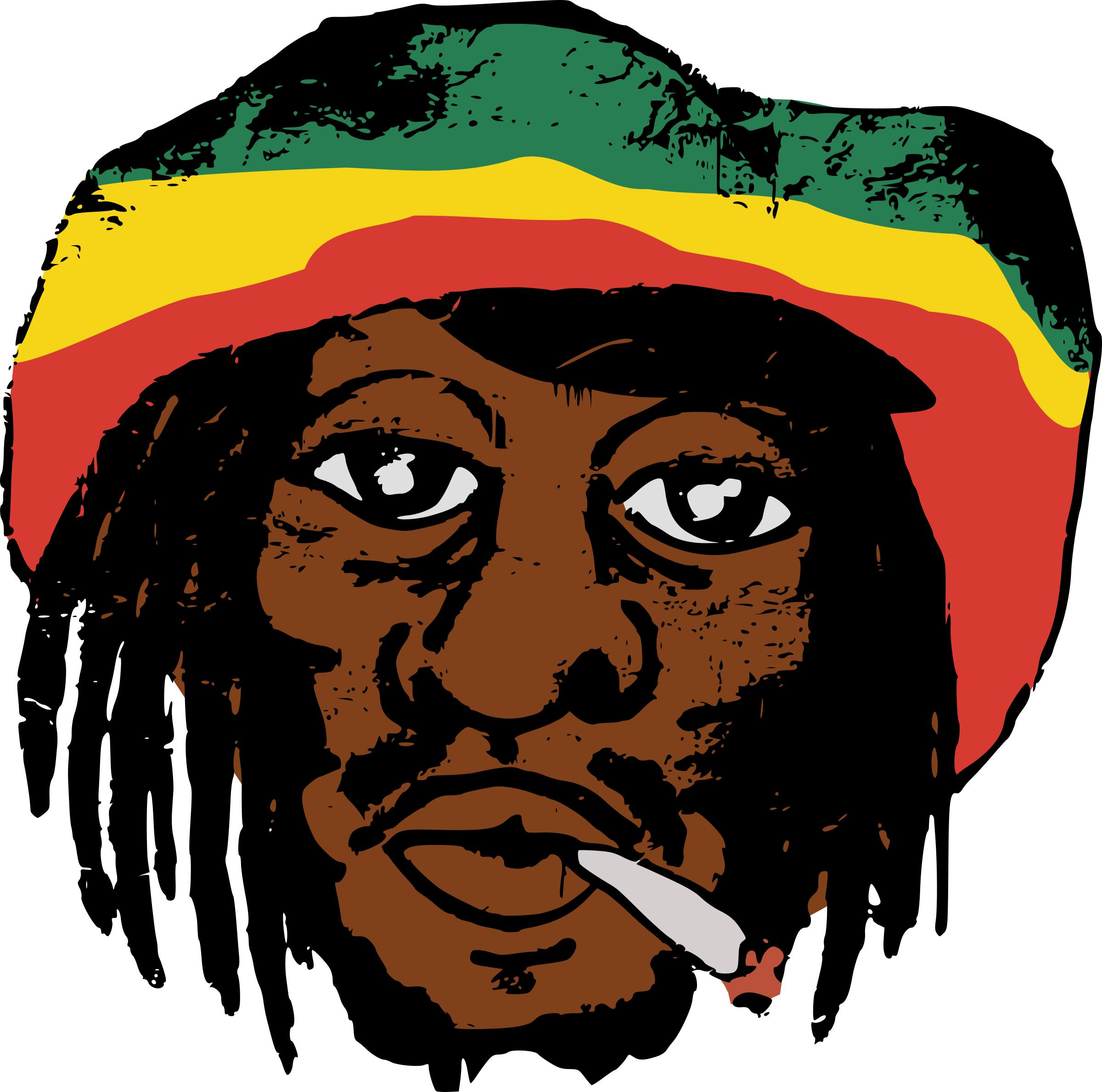 2400x2378 Tribute To Bob Marley Icons Png