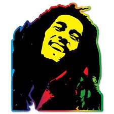 225x225 Bob Marley Car Sticker Ebay