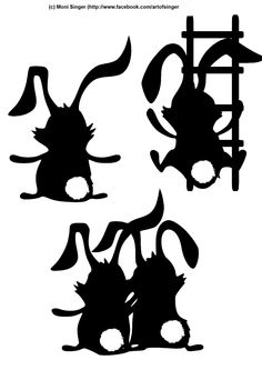 236x333 Woodland Animal Silhouettes Collection By Mydigitaldesignshop