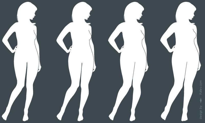 800x482 60 Body Silhouette Designs For Brand Design