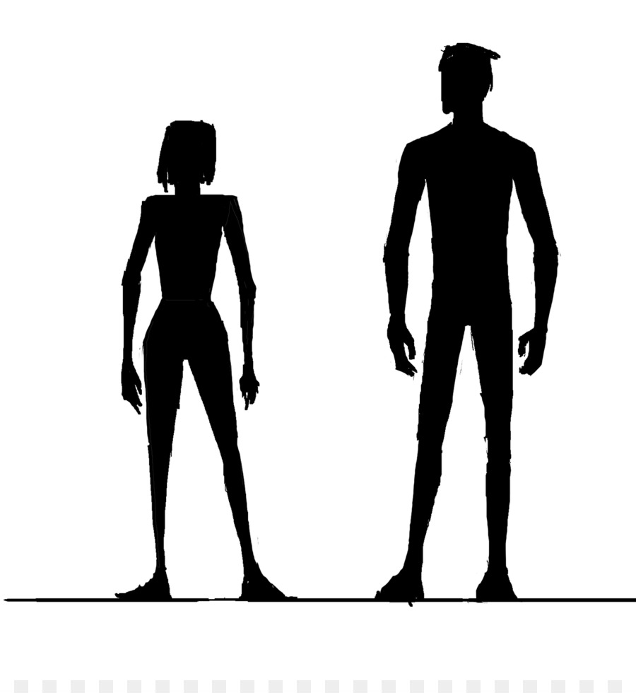 900x980 Female Body Shape Silhouette Human Body Clip Art