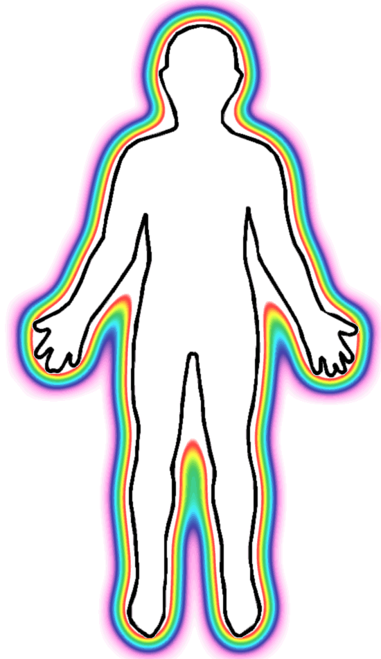 550x950 Human Clipart Human Figure
