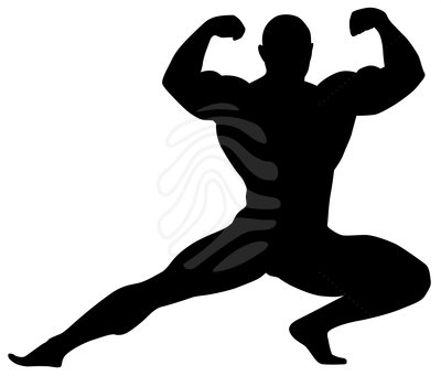 400x341 Body Builder Clip Art Amp Look At Body Builder Clip Art Clip Art