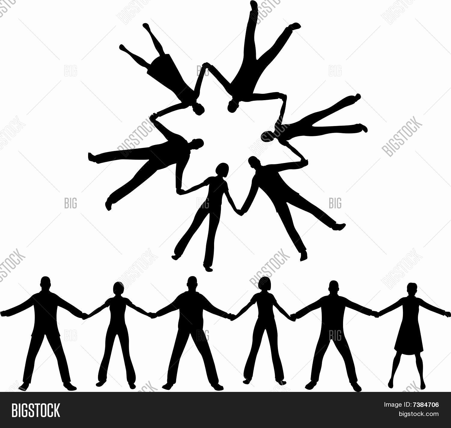 1500x1423 Vector People Silhouette Lovely Trauma Accident And Human Body