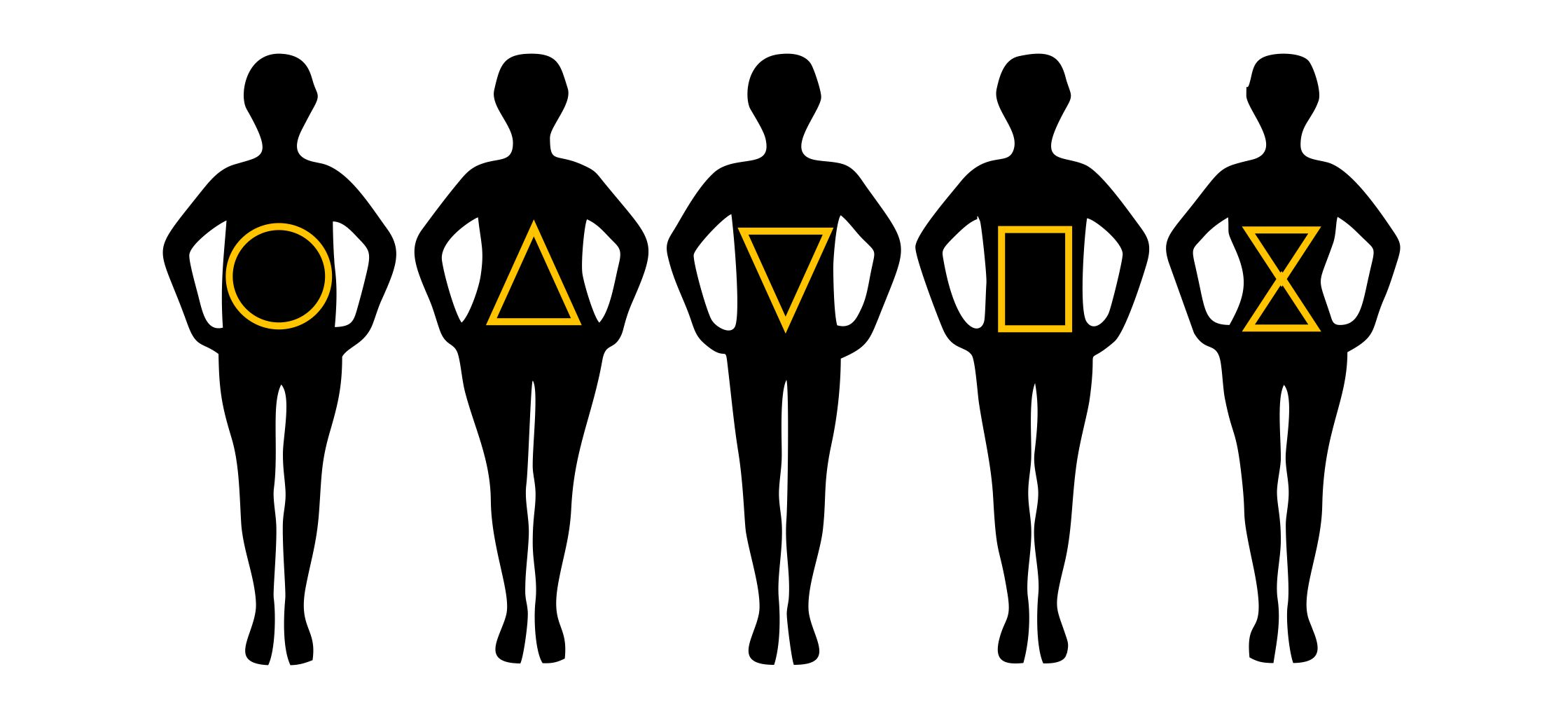 2232x1022 Determine Your Body Shape Part 1 The One
