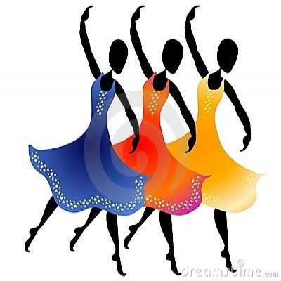 400x400 Indian Group Dance Clipart