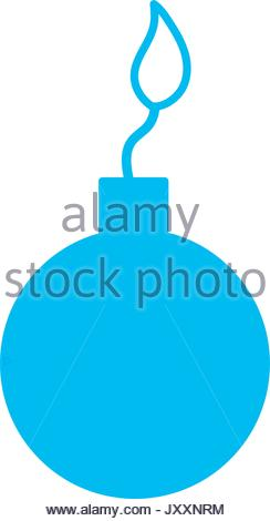 244x470 Silhouette Danger Bomb Weapon To Explode Destruction Vector Stock