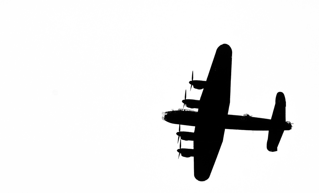 1024x619 Lancaster Bomber An Avro Lancaster World War 2 Era Bomber