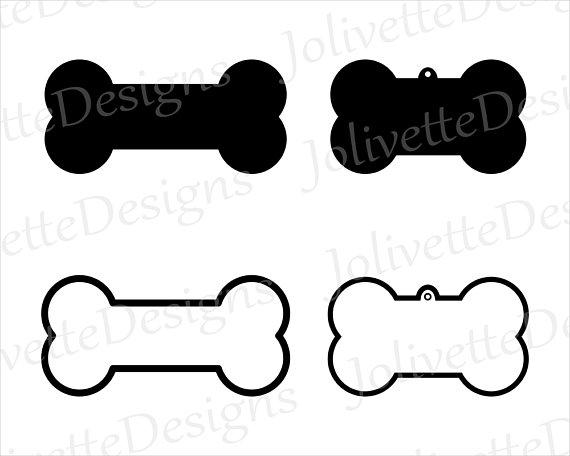 570x456 Bone Dog Dog Bone Tag Dog Tag Bones Clip Art Clipart