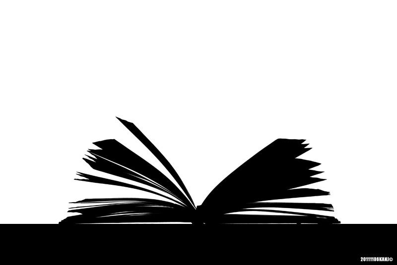 800x535 Book Silhouette 101 Clip Art