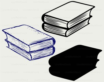 340x270 Open Book Svgook Clipartook Svgopen Book Silhouetteook