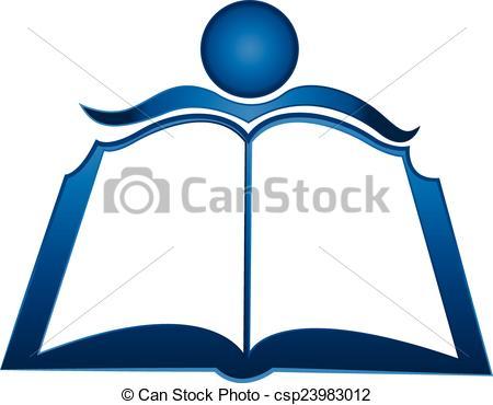 450x370 Open Book Vector Clipart Silhouette Symbol Icon Design Clip Art