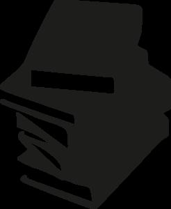 246x300 Stack Of Books Clip Art
