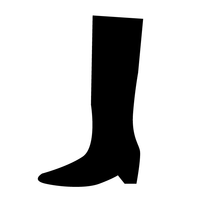 640x640 Boots Free Icon Clip Art Material