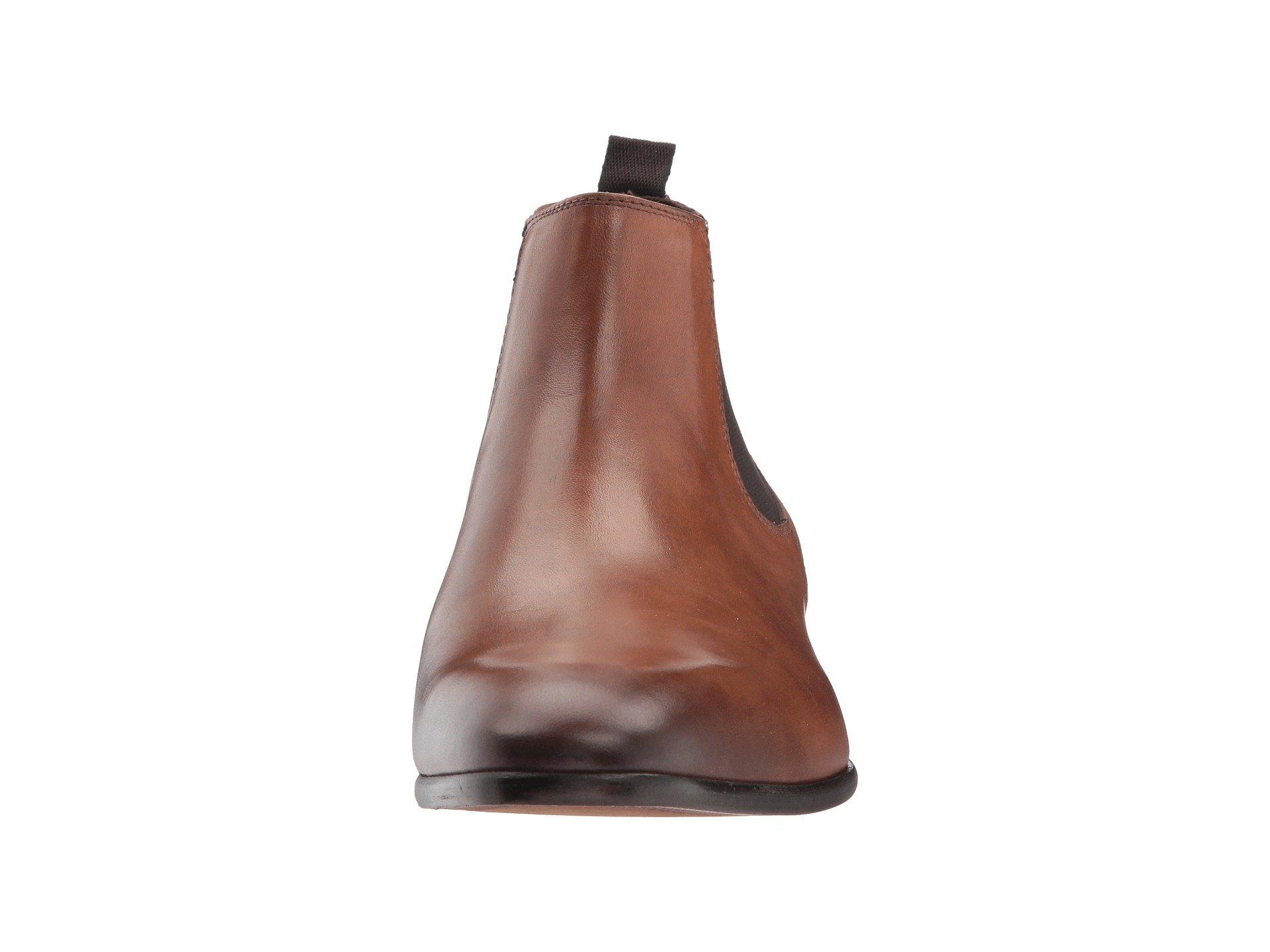 1920x1440 Bruno Magli Donato Colorcognac Leather Upper In A Chelsea Boot