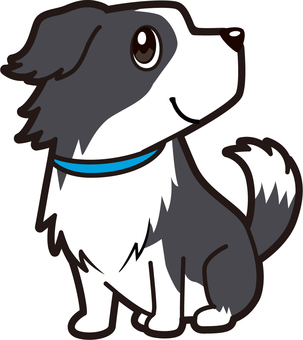303x340 Free Silhouette Vector Dog, An Illustration
