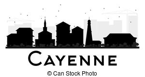 300x160 Boston City Skyline Black And White Silhouette. Vector Eps