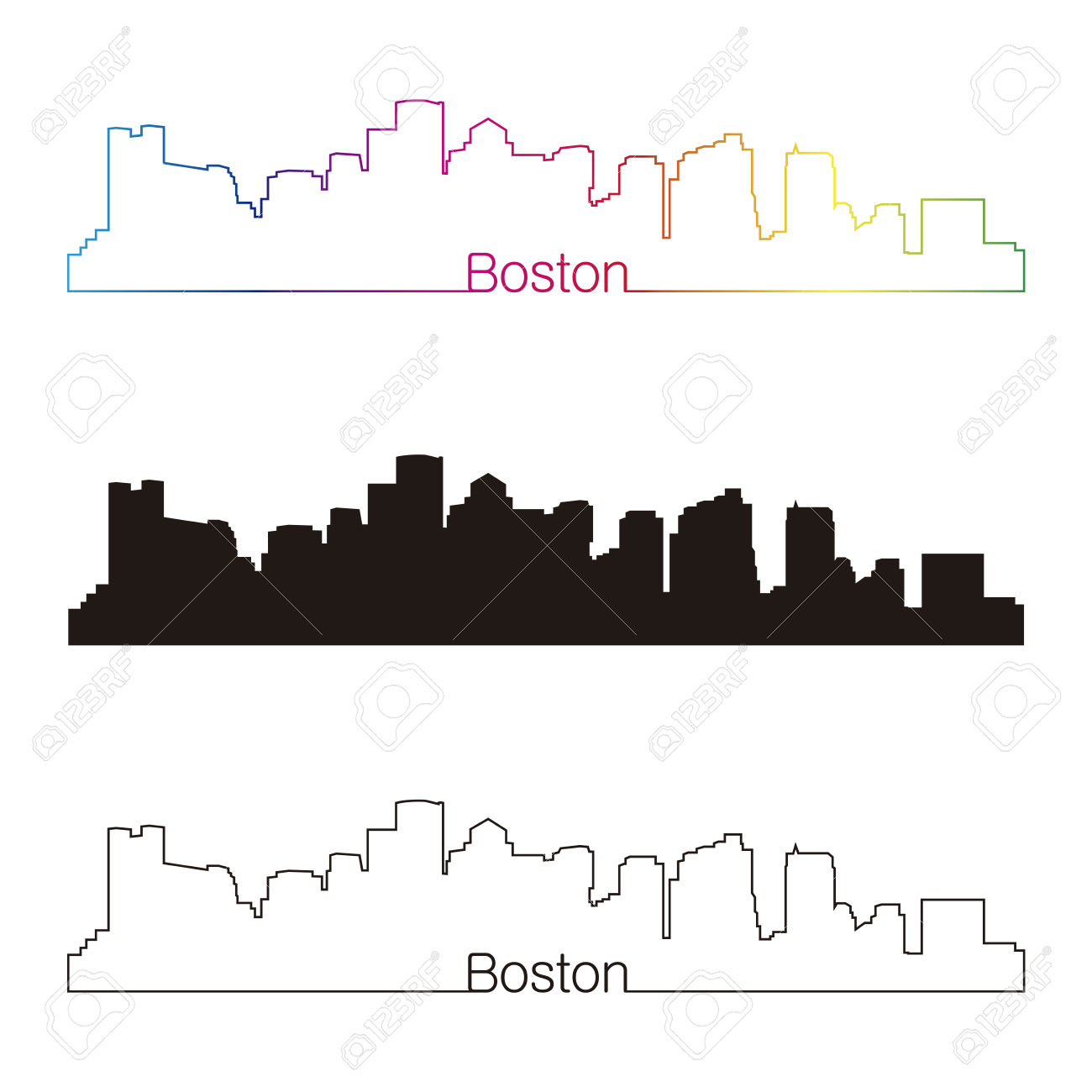 1300x1300 Boston Clipart