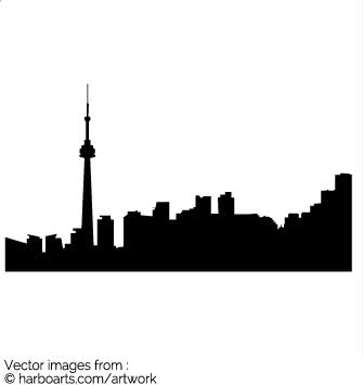 335x355 Download Toronto Skyline